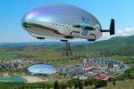 Nga trình làng mẫu máy bay tương lai giống khí cầu