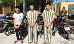 Quảng Bình:  Bắt nhóm đối tượng gây ra 17 vụ trộm xe máy