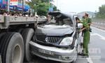 Tạm giữ tài xế buồn ngủ gây tai nạn làm 3 người tử vong