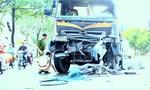 Tai nạn liên hoàn trên đường Nguyễn Hữu Cảnh