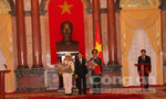 Phong quân hàm Thượng tướng cho Thứ trưởng Bùi Quang Bền