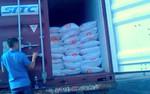 Phát hiện 30 tấn đường nhập lậu trong thùng xe container