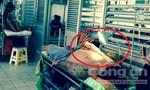 Một thanh niên bị chém rớt lìa bàn tay xuống đất giữa Sài Gòn