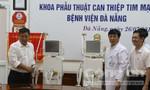 Bệnh viện Đà Nẵng tiếp nhận 2 máy thở hiện đại