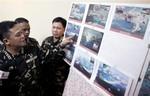 Philippines phát hiện phao quây dầu của Trung Quốc gần Scarborough
