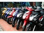 Công an Quận 9 (TP.HCM) tìm chủ sở hữu 21 mô tô, xe máy