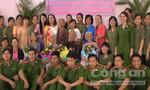 Công an TP.HCM tổ chức các hoạt động tri ân chào mừng Đại hội Đảng bộ