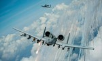 Chiêm ngưỡng máy bay 'thần sấm' vua yểm trợ hàng đầu của không quân Mỹ