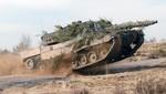 Pháp - Đức hợp tác bán chiến xa