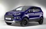 Ford Ecosport 2016 cải tiến động cơ Diesel