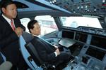 Việt Nam tiếp nhận tàu bay thế hệ mới nhất của Airbus