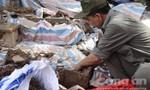 Phát hiện gần 200 bộ hài cốt dưới vỉa hè đường Tây Sơn