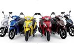 Công an quận 4 tìm chủ của 59 xe máy