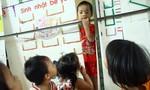 Trường mầm non tạm bợ ở cửa ngõ Thủ đô