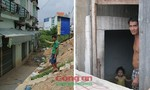 """Nhà biến thành 'hầm"""" trên đường Phạm Văn Đồng"""