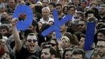 Dân Hy Lạp biểu tình rầm rộ trước thềm trưng cầu dân ý