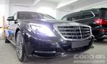 Ngắm xe bạc tỷ Mercedes Maybach S600