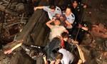 Nhà máy giày sập, 9 người chết