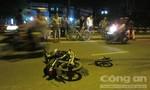Thanh niên say xỉn điều khiển xe gây tai nạn rồi bỏ chạy