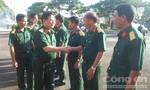 Thượng tướng Ngô Xuân Lịch làm việc tại Gia Lai