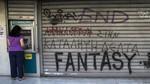 """Dân Hy Lạp đã nói """"không"""" với các điều khoản cứu trợ"""