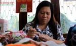Sản phẩm len của người khuyết tật