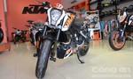 Thật tuyệt vời với KTM Duke 200 phiên bản ABS