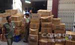 Phá đường dây sản xuất, kinh doanh mỹ phẩm giả giữa trung tâm Sài Gòn