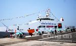 Cảnh sát biển Việt Nam có thêm 2 tàu tuần tra hiện đại