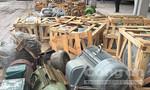 Hàng trăm tấn hàng thải công nghiệp Trung Quốc nhập vào Việt Nam