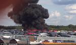 Máy bay của gia đình trùm khủng bố Osama bin Laden rơi, 4 người thiệt mạng