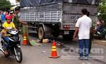 Va chạm xe tải, một người chết tại chỗ