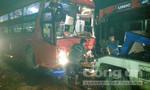Lâm Đồng: 3 xe khách giường nằm tông nhau, 8 người thương vong