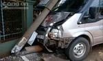 Clip: Thiếu niên bị xe khách tông văng 25m tử vong