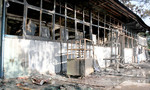 Hỏa hoạn thiêu rụi ba phòng của trường tiểu học