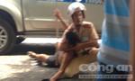 Cảnh sát giao thông quật ngã, khống chế nhóm côn đồ đánh người