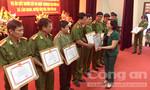 Thưởng nóng 9 đơn vị phá án vụ thảm sát 4 người ở Yên Bái