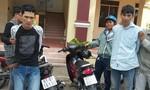 Bắt nóng hai kẻ trộm đồ sinh viên nghèo