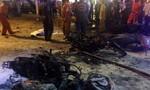 Nổ bom đẫm máu tại Bangkok, nhiều người thương vong