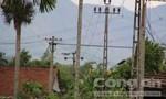 Điện lực Duy Xuyên đang khắc phục trước mùa mưa bão