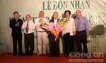 Ông Ong Cẩm Minh vinh dự đón nhận Huân chương Lao động hạng Nhì