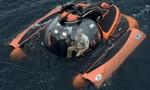 Putin lặn xuống biển để thám hiểm tàu đắm
