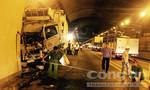 Tai nạn đường hầm Hải Vân: Đơn vị Hamadeco đã ngăn tai nạn tiếp theo như thế nào?