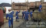 Bục túi nước lò than, 12 người thương vong và mất tích
