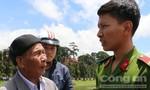 Cảnh sát trẻ lao xuống hồ cứu người đuối nước