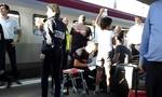 Một vụ nổ súng trên tàu cao tốc Amsterdam - Paris