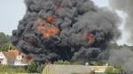 Máy bay rơi trong khi bay trình diễn, 7 người thiệt mạng