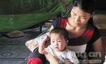 Éo le hoàn cảnh gia đình có con bị bệnh tim, viêm phổi nặng