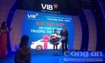Vay tiền trúng ô tô tiền tỷ tại VIB
