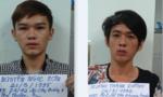 TP.HCM: Nhóm cướp bịt khẩu trang ra đầu thú